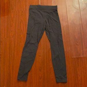 PINK victoria secret grey leggings